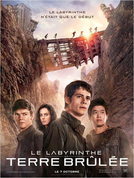 Le Labyrinthe : La Terre brûlée [DVDRiP] [FRENCH]