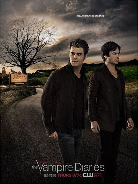 Vampire Diaries SAISON 4 FRENCH