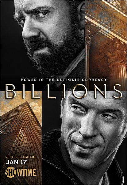 Billions saison 1 en vo / vostfr