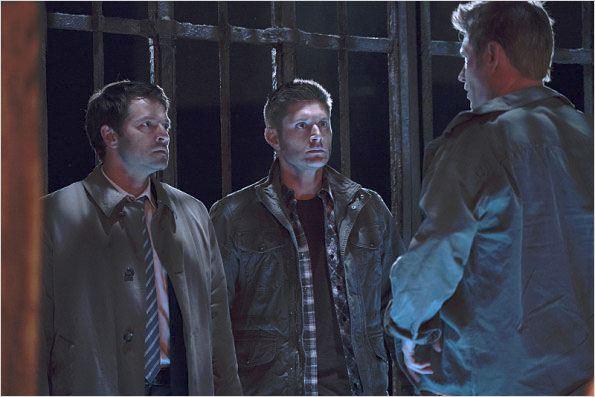 Supernatural photo de jensen ackles et misha collins 299 sur 1 323 allocine - Jensen ackles taille ...
