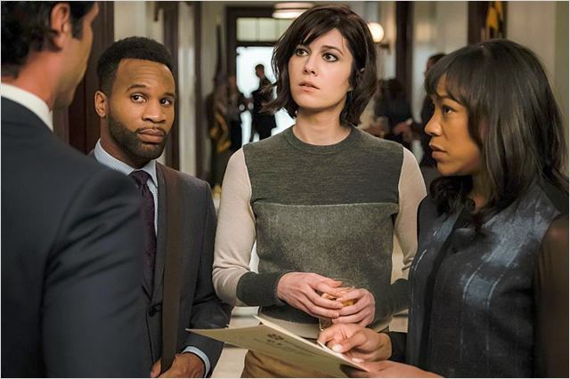 Photo Johnny Ray Gill, Mary Elizabeth Winstead, Nikki M. James
