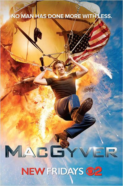 MacGyver (2016) : Affiche