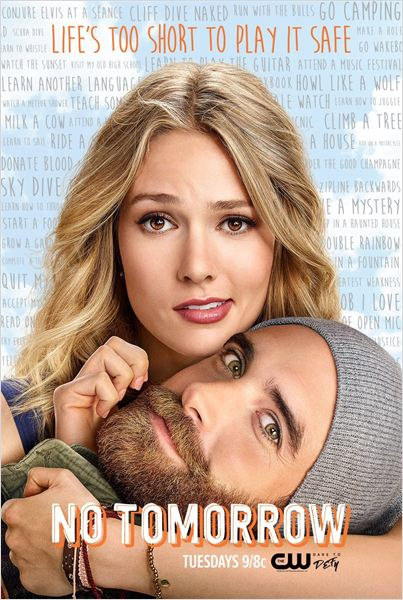 No Tomorrow saison 1 en vo / vostfr