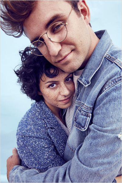 Photo Alia Shawkat, John Reynolds (II)