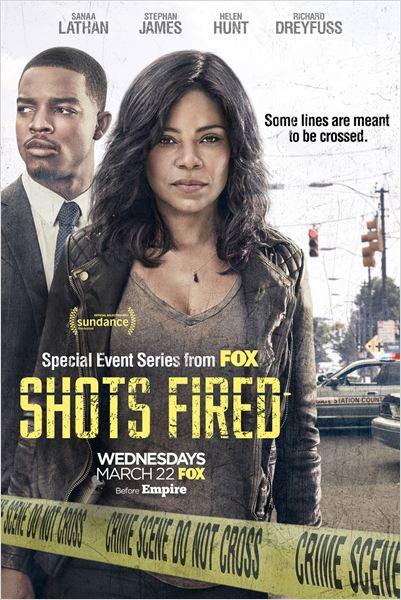 Shots Fired : Affiche