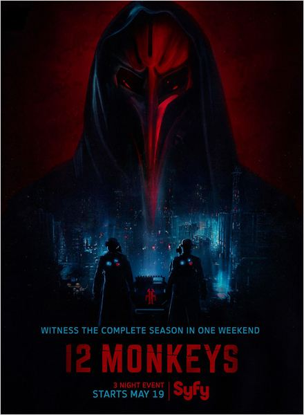 12 Monkeys S03 E06 VOSTFR
