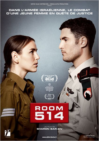 Room 514 : Affiche