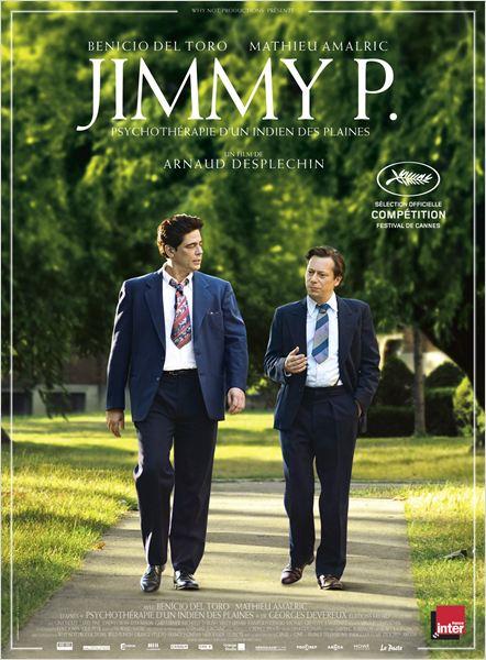 Jimmy P. (Psychothérapie d'un Indien des Plaines) ddl