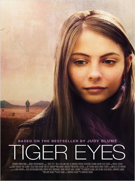 <b>Tiger Eyes</b> : Affiche - 21001690_20130426094933569
