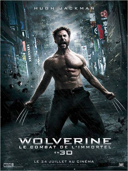 Telecharger Wolverine : le combat de l'immortel DVDRip French