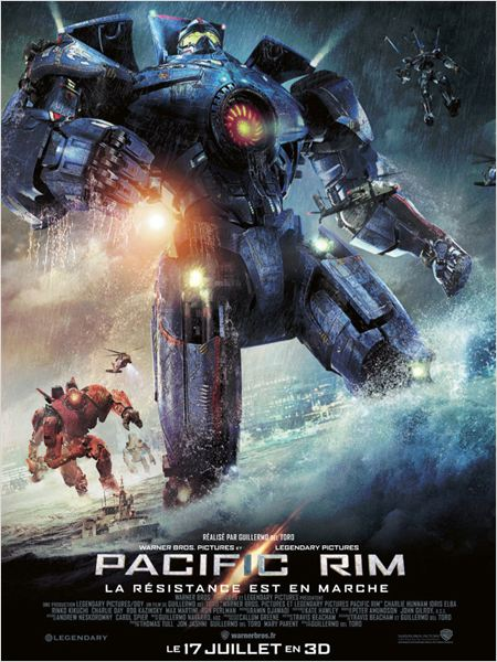 Pacific Rim [Blu-Ray 720p] [MULTI]