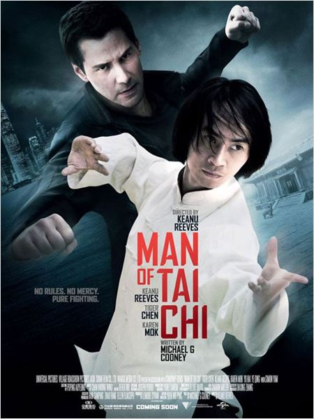 Man of Tai Chi ddl
