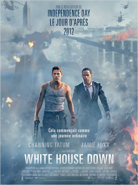 White House Down ddl