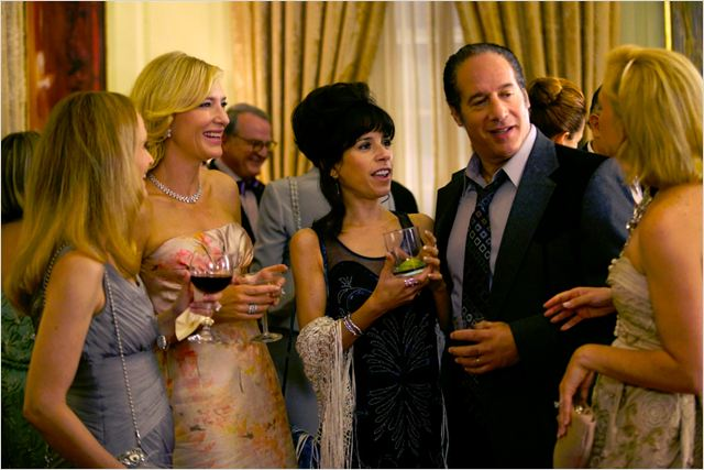 Blue Jasmine : Photo Andrew Dice Clay, Cate Blanchett, Sally Hawkins