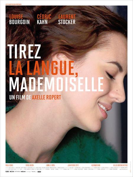 Tirez la langue, mademoiselle : Affiche