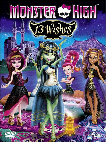 Monster High - 13 souhaits |FRENCH| [BDRiP]