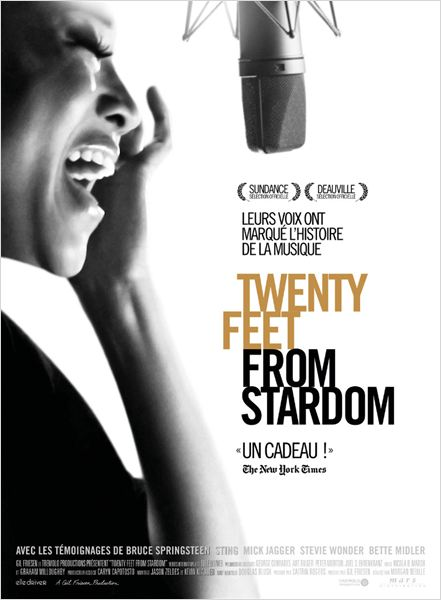 20 Feet from Stardom : Affiche