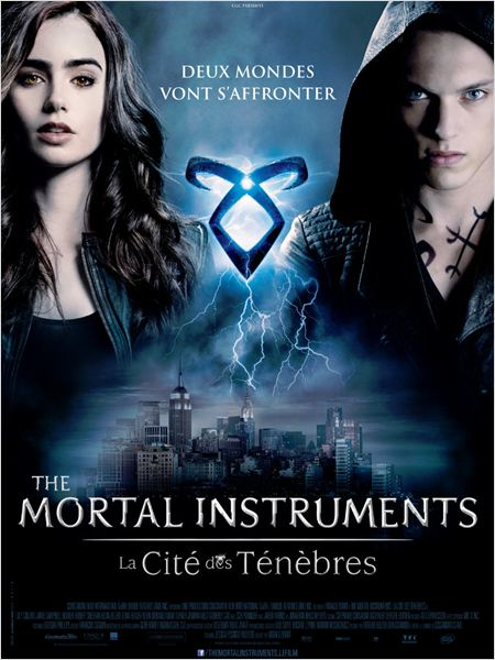The Mortal Instruments : La Cité des ténèbres |FRENCH| [DVDRip.MD]
