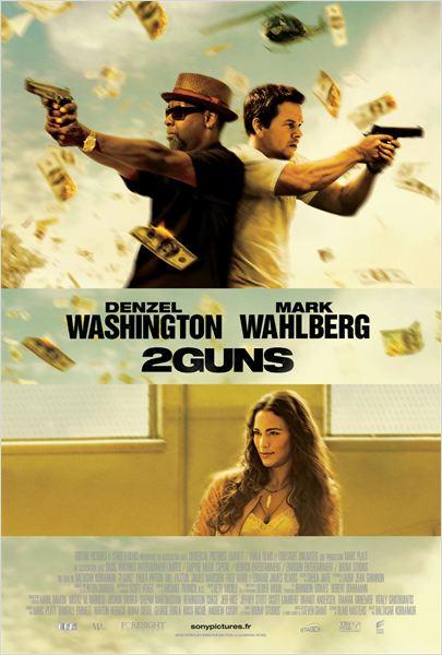 Affiche : 2 Guns