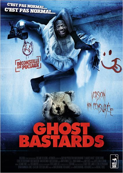 Ghost Bastards (Putain de fantôme) [BRRiP] [MULTI]