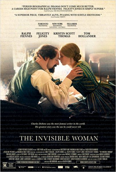 The Invisible Woman : Affiche