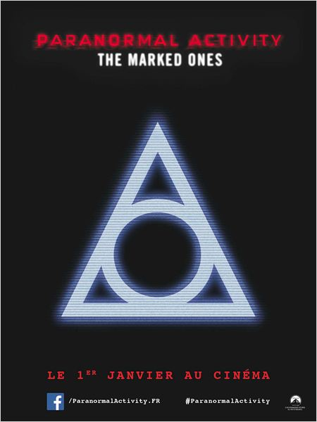 Paranormal Activity: The Marked Ones : Affiche