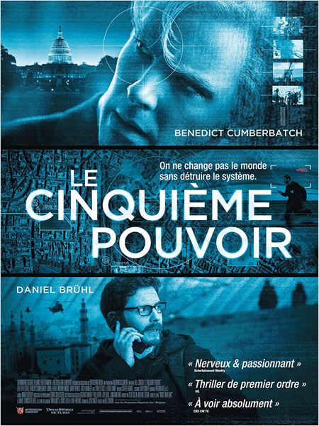 film Le Cinqui�me pouvoir en streaming