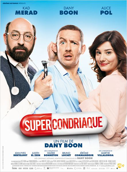Supercondriaque [DVDRiP] [MULTI]