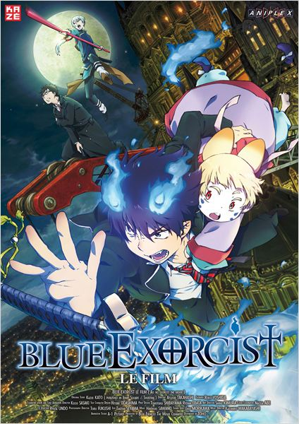 Blue Exorcist The Movie FRENCH BRRIP