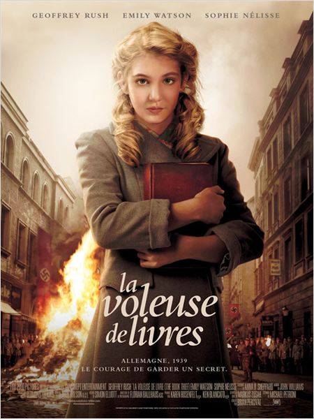 La Voleuse de livres |FRENCH| [BDRip]