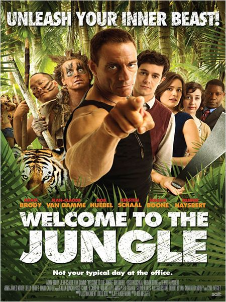 Welcome to the Jungle ddl