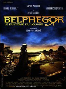 Belphégor, le fantôme du Louvre affiche