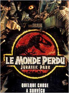 Jurassic Park : Le Monde perdu affiche