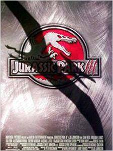 Jurassic Park III affiche