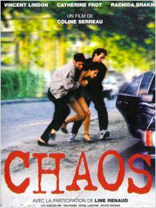 Chaos 2001 affiche