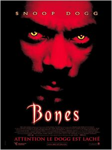 Bones affiche