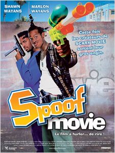 Spoof movie affiche