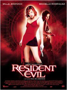 Resident Evil affiche