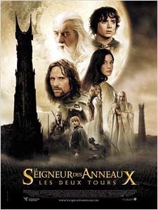 Le Seigneur des anneaux 2 - Les deux tours (version longue) affiche