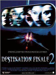 Destination Finale 2 affiche