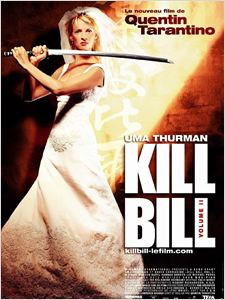 Kill Bill : Volume 2 affiche