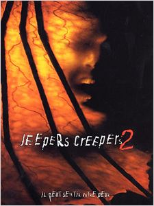 Jeepers Creepers 2 affiche