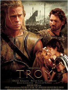 Troie - Version Longue affiche