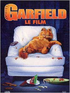 Garfield affiche