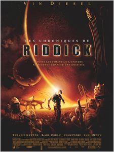 Les chroniques de Riddick affiche