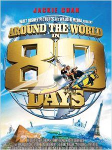 Le Tour du monde en 80 jours affiche