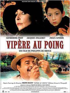 Vipère Au Poing affiche