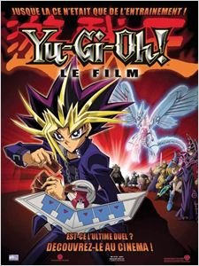 Yu-gi-oh ! The Movie affiche