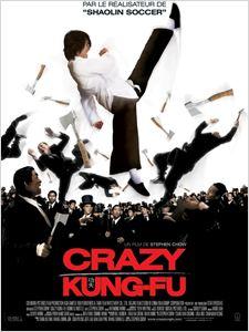 Crazy kung fu affiche