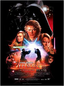 Star Wars : Episode III - La Revanche des Sith affiche